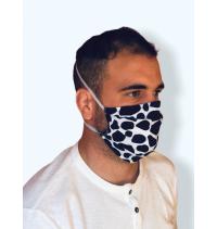 Masque protection covid 19 Vache (...ment bien)