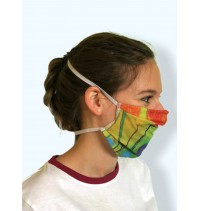 Masque protection covid 19 Printanier