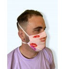 Masque protection covid 19 Bisous