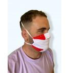 Masque protection covid 19 Drapeau Savoie