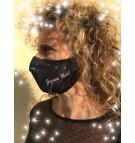 Masque Noël Traineaux