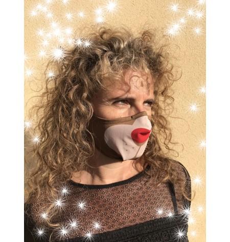Masque Noël Renne