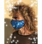 Masque Noël Etoiles