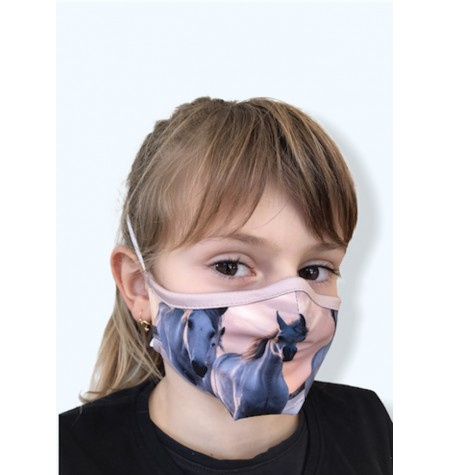 Masque Enfant Chevaux