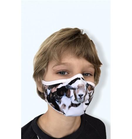 Masque Enfant Chevres