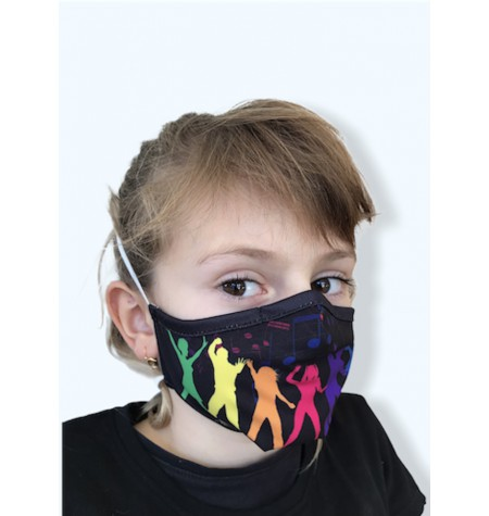 Masque Enfant Dance