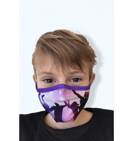 Masque Enfant Boom