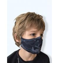 Masque protection covid 19 Camo Gris